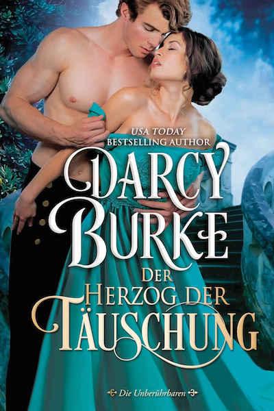 Book cover for Der Herzog der Täuschung (Darcy Burke)