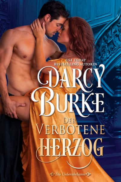 Book cover for Der Verbotene Herzog (Autorin Darcy Burke)