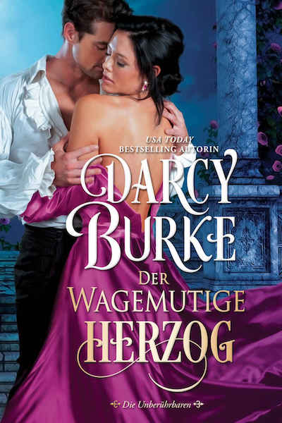 Book cover for Der Wagemutige Herzog by Darcy Burke