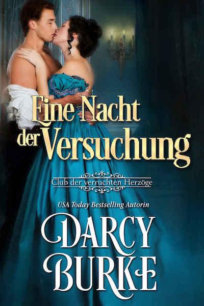 Book cover for Eine Nacht der Versuchung (Darcy Burke)