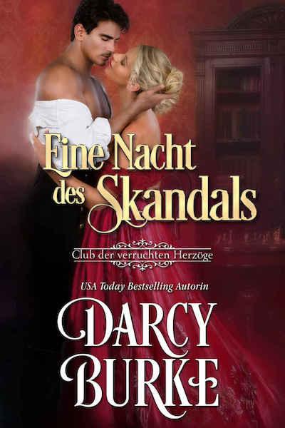 Book cover for Eine Nacht des Skandals (Darcy Burke)