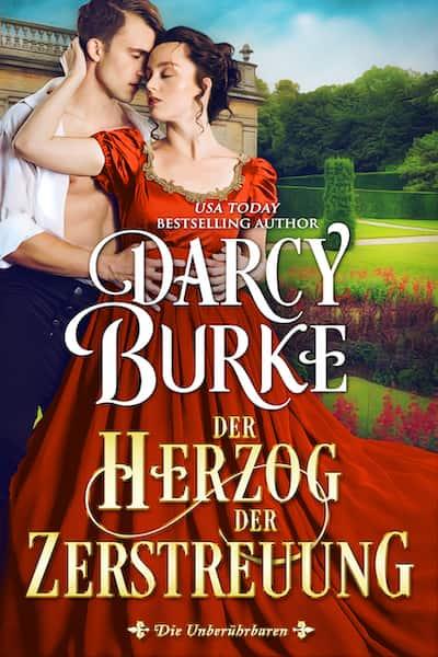 Book cover for Der Herzog der Zerstreuung (Darcy Burke)
